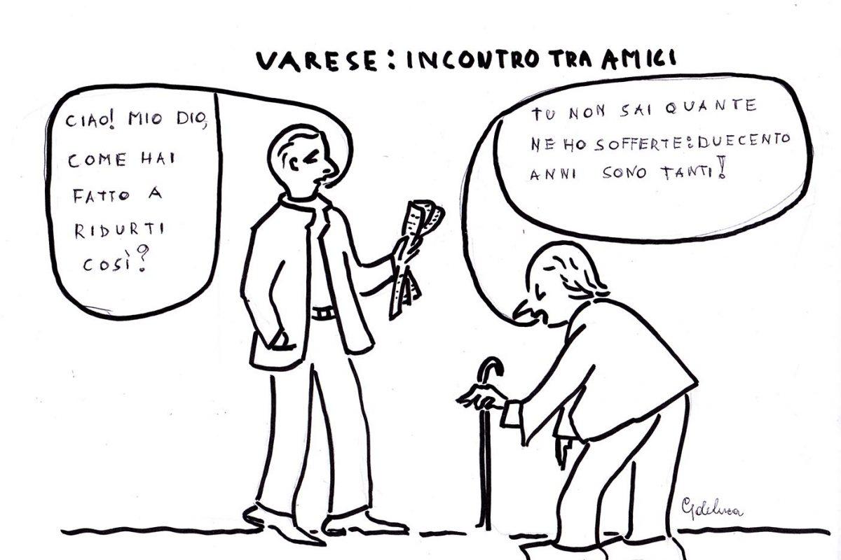 Varese città compie 200 anni!!!