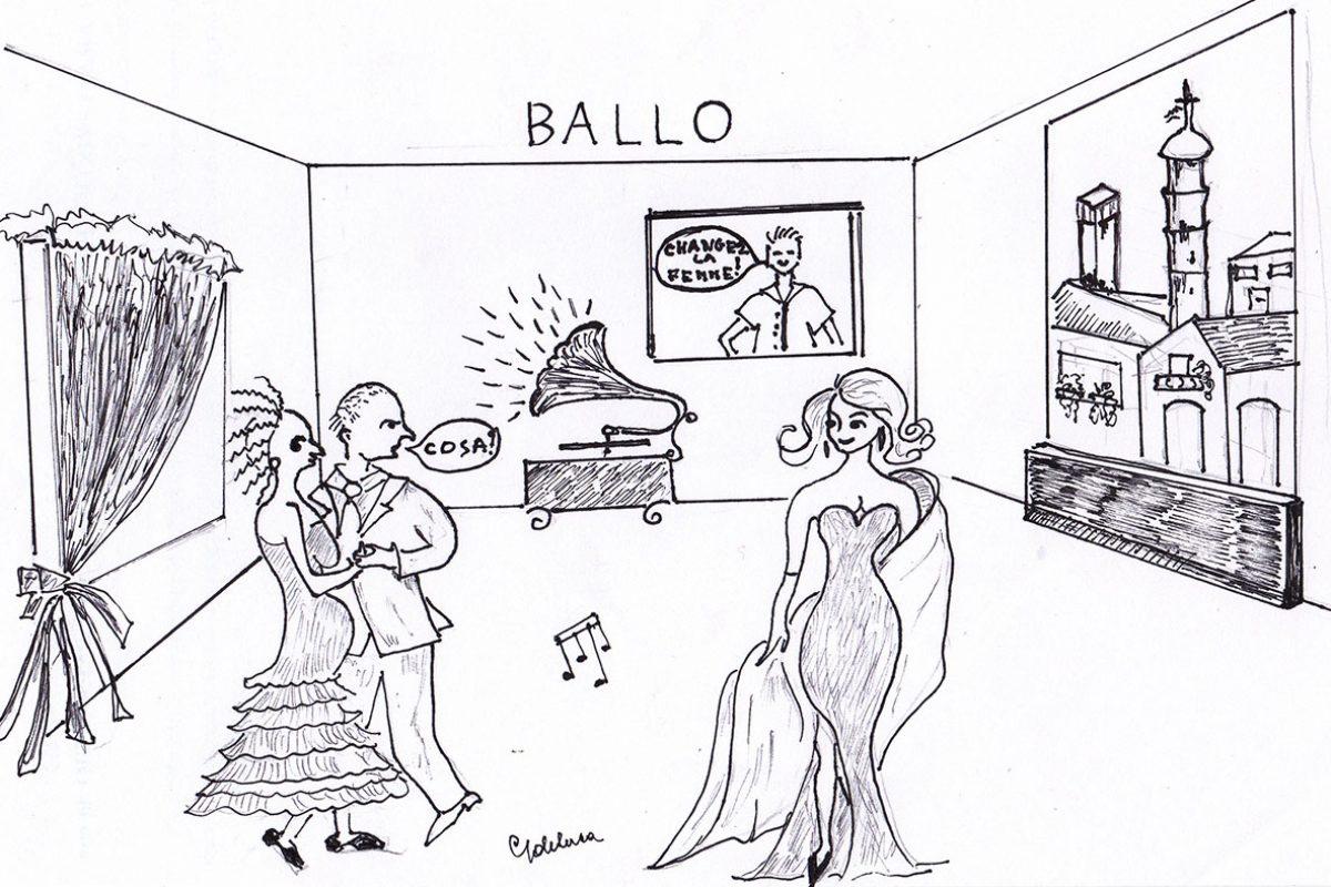 """""""Ballottaggio"""" di Giovanna de Luca"""