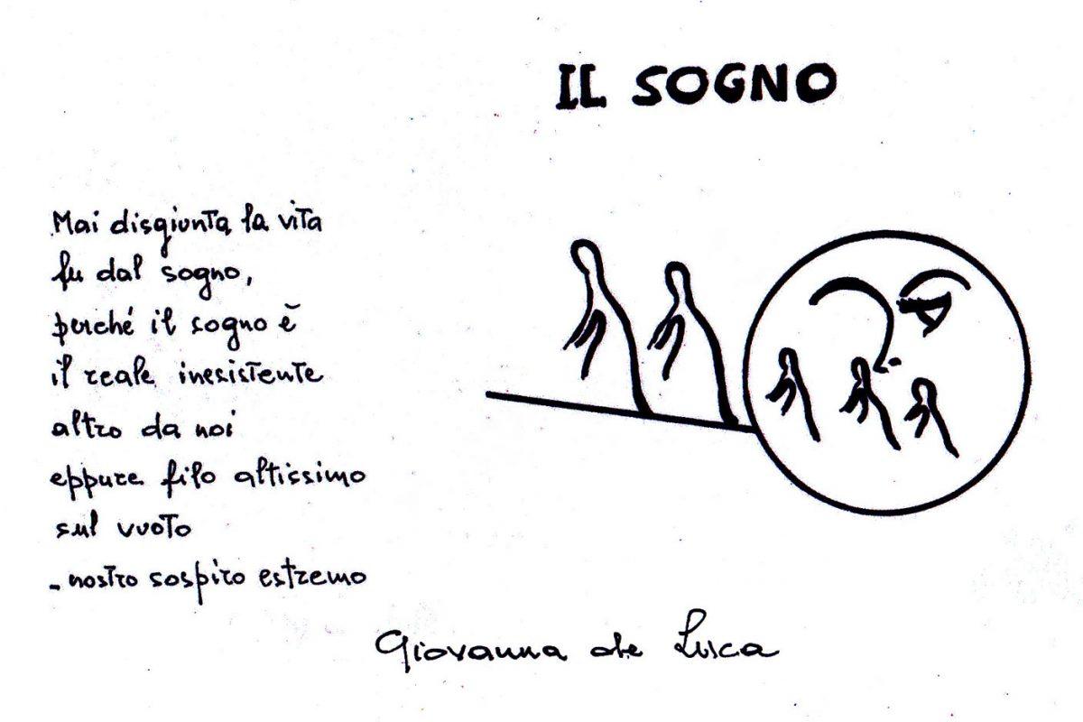"""""""Il sogno"""" di Giovanna de Luca"""