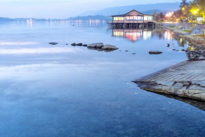 """In concorso: """"Il chiosco in riva al lago"""""""