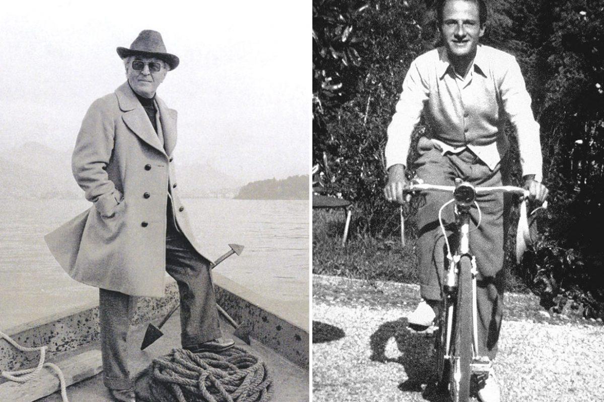Raccolta fondi per bronzo in memoria di Piero Chiara e Guido Morselli